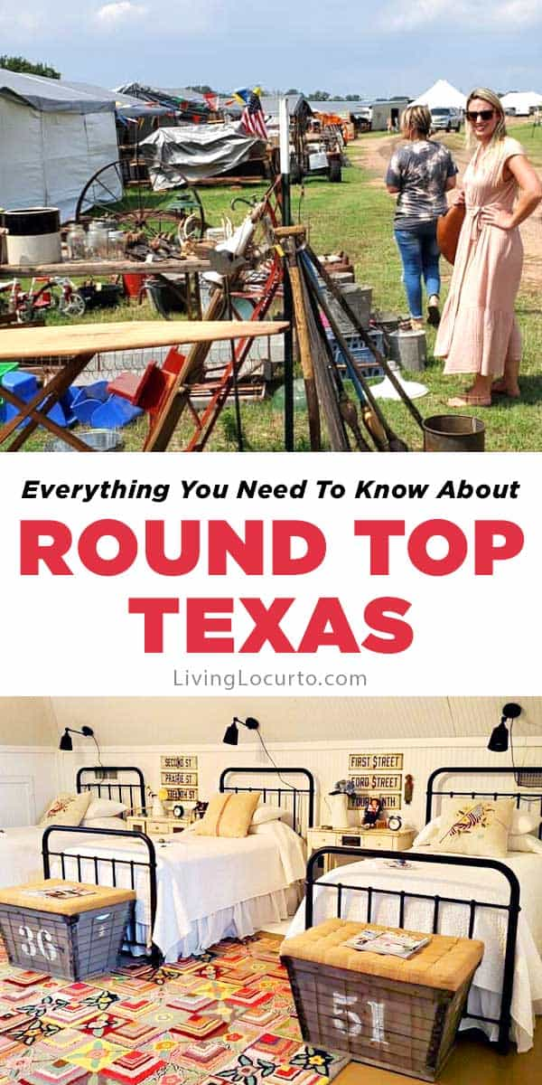 Everything you need to know about Round Top Texas