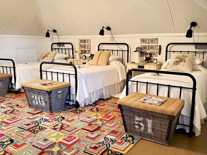 Round Top Texas travel tips - Bed and Breakfast Vintage Beds