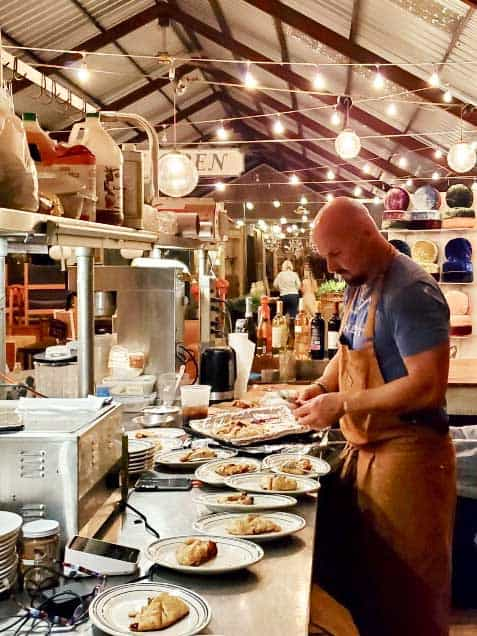 Round Top Texas Travel Tips - Where to Eat