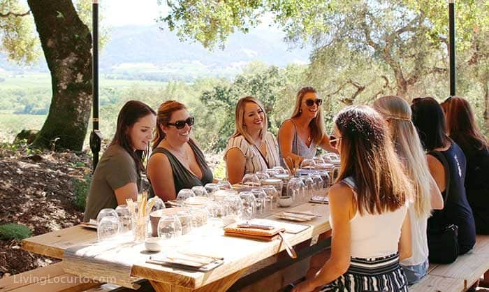 Sonoma Food Blogger Trip - Jordan Winery - Tamron Camera Lens review by Amy Locurto