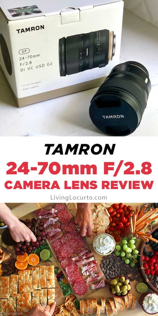 Camera Lens Review for Food and Lifestyle Bloggers. Sonoma travel photos taken with Tamron's SP 24-70mm F/2.8 Di VC USD G2.