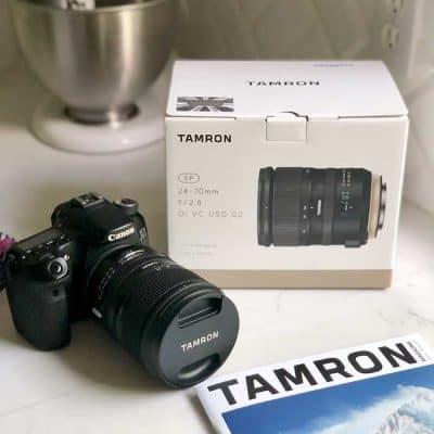 Tamron 24-70mm Camera Lens Review (Sonoma Trip)