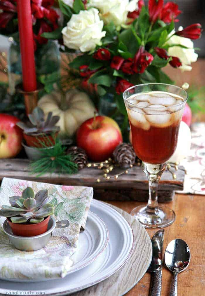 Easy Holiday Recipes in 15 Minutes or Less! Fall Table Decorating Ideas