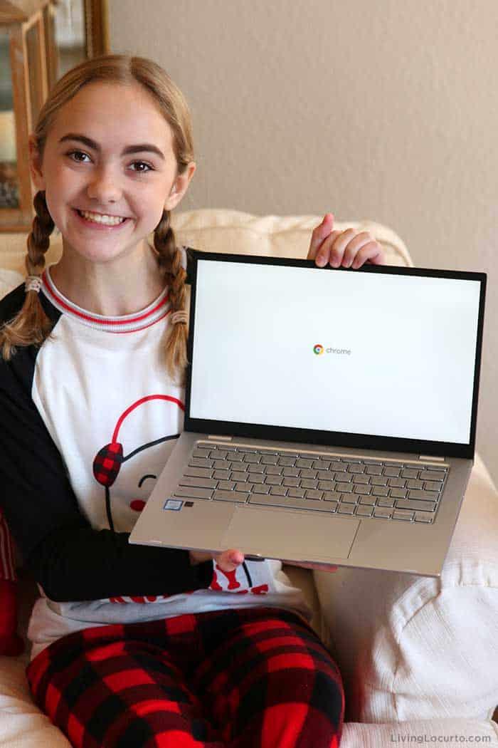 Best Christmas Gift for Teens - Chromebook