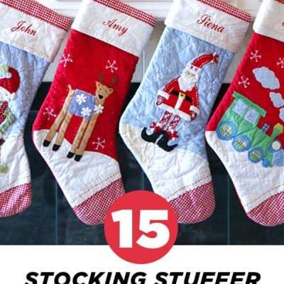 15 Stocking Stuffers for Teens