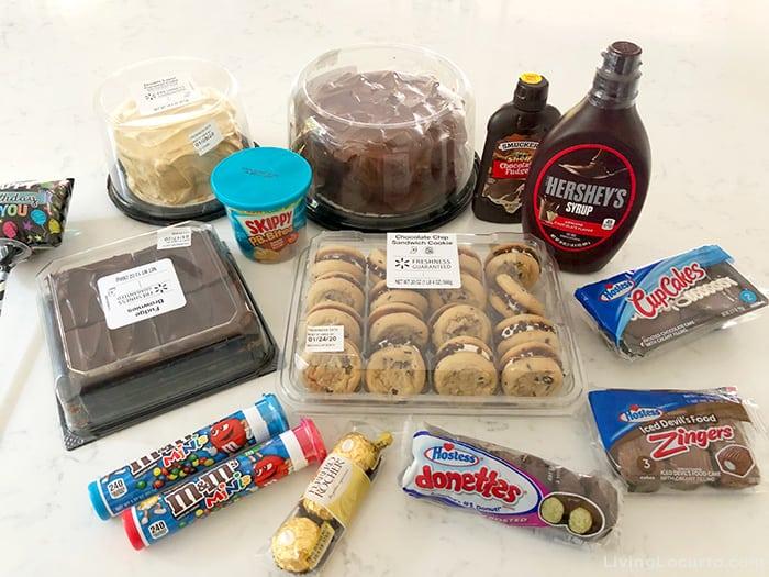 Hot Fudge Sundae Cake-Recipe-No-Bake-Walmart-Cake