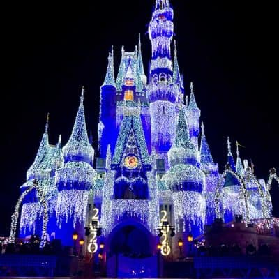 Tips for New Year's Eve at Magic Kingdom