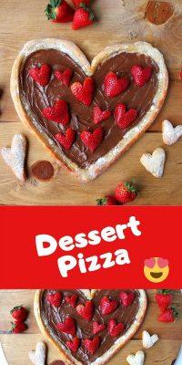 Dessert Pizza Recipe