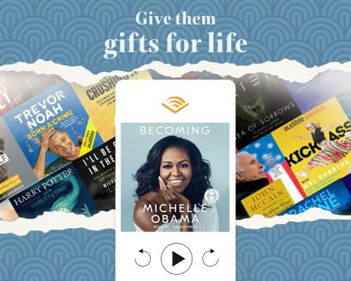 Audible Gift for Teens