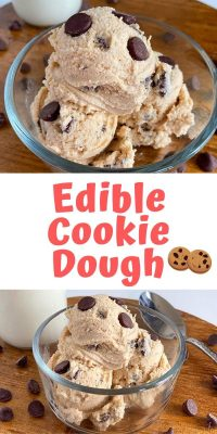 Easy Edible Cookie Dough