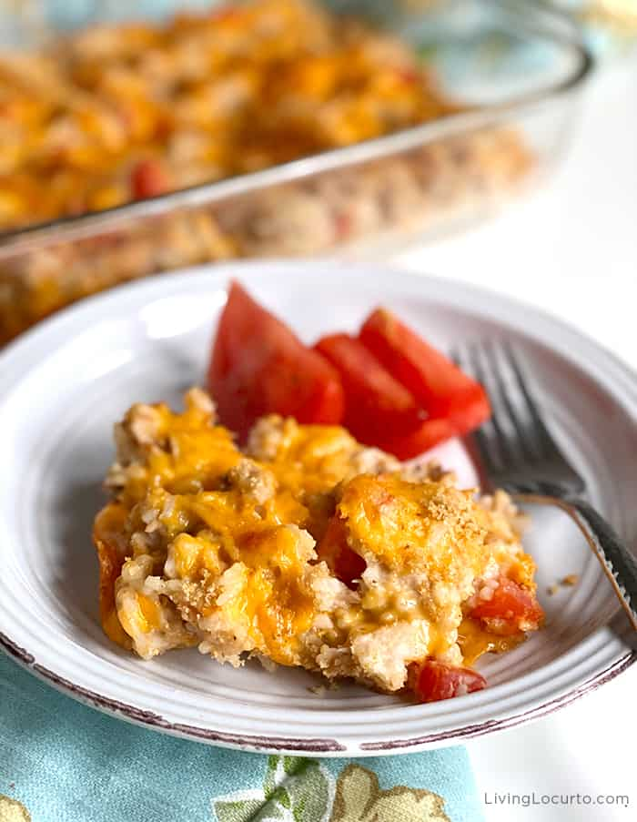 Easy Tuna Casserole Recipe - Canned Food and Pantry Staples