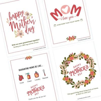 Quarantine Mother's Day Cards