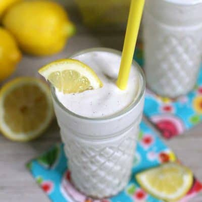 easy Copycat Chick-fil-A Frosted Lemonade recipe