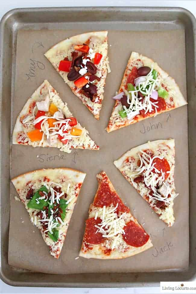 Fun Pizza party ideas with printables and easy recipes for a family dinner or celebration.