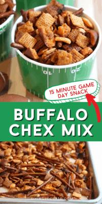 Buffalo Chex Mix Recipe