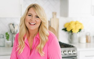 Amy Locurto DIY Lifestyle Food Blogger from Dallas Texas Founder Living Locurto