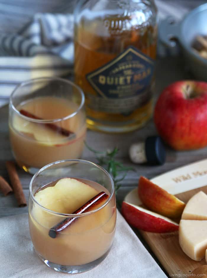 Whiskey Irish Apple Cider Recipe