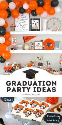 Amazing Graduation Party Ideas