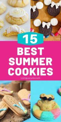 Easy Summer Cookies