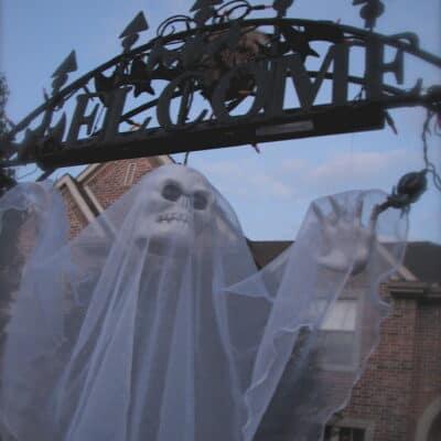 Haunted Halloween Yards