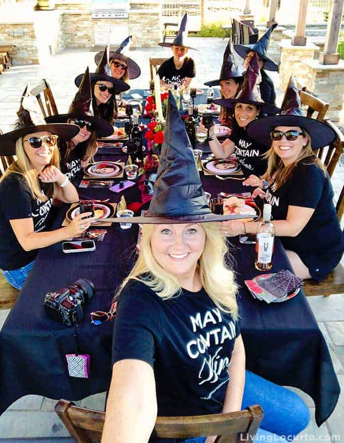 Halloween Witch Party
