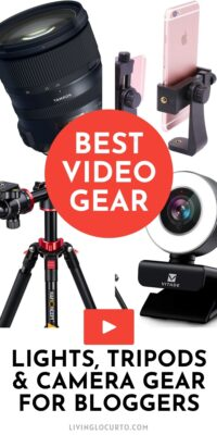 Video Gear for Bloggers